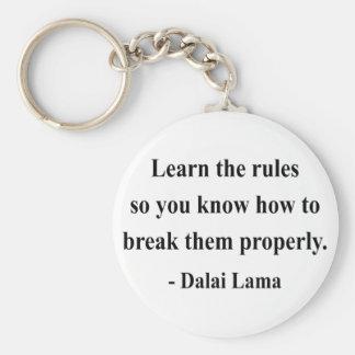 cita 2a de Dalai Lama Llavero