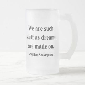 Cita 2a de Shakespeare Tazas