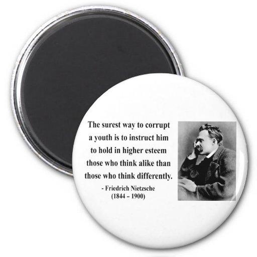 Cita 2b de Nietzsche Iman De Frigorífico