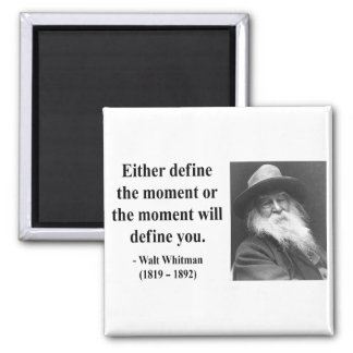 Cita 2b de Whitman Imanes De Nevera