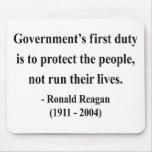 Cita 3a de Reagan Tapetes De Ratones