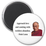 cita 3b de Dalai Lama Imán Para Frigorífico