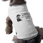 Cita 3b de George Orwell Camisa De Perrito