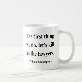 Cita 4a de Shakespeare Taza