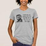 Cita 4b de JFK Camiseta