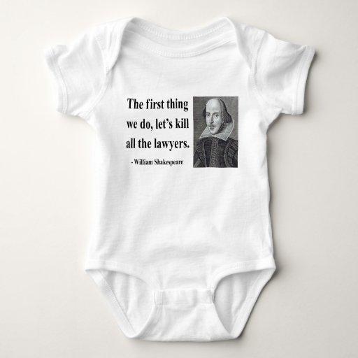 Cita 4b de Shakespeare Body Para Bebé
