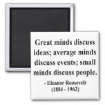 Cita 5a de Eleanor Roosevelt Imán Para Frigorífico