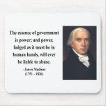 Cita 5b de James Madison Tapetes De Raton