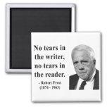 Cita 5b de Robert Frost Imán De Nevera