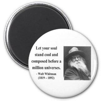 Cita 5b de Whitman Iman De Nevera