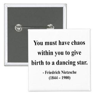 Cita 6a de Nietzsche Pins