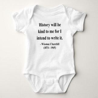 Cita 7a de Winston Churchill Body Para Bebé