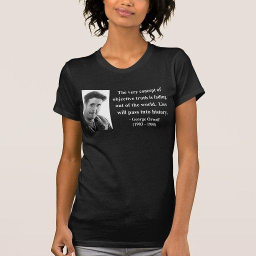 Cita 7b de George Orwell Camisas