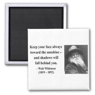 Cita 7b de Whitman Iman Para Frigorífico