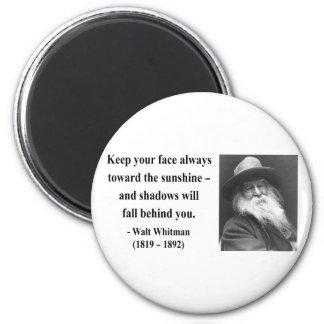 Cita 7b de Whitman Imán Redondo 5 Cm