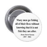 Cita 8a de Thoreau Pins