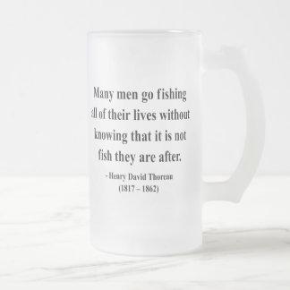 Cita 8a de Thoreau Taza