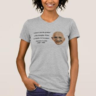 Cita 8b de Gandhi Remera