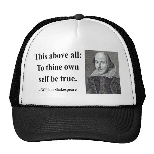 Cita 8b de Shakespeare Gorro