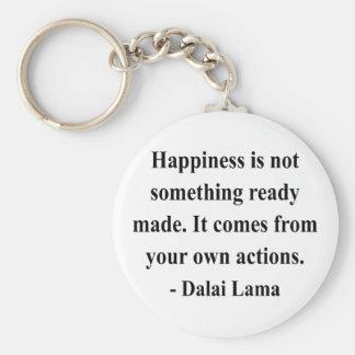cita 9a de Dalai Lama Llavero