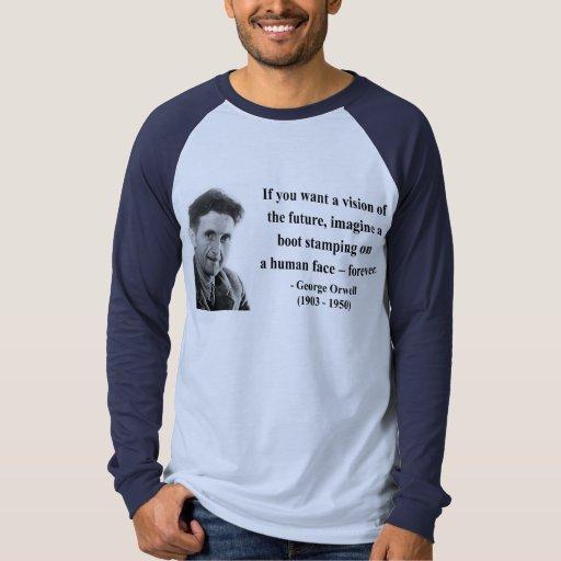 Cita 9b de George Orwell Playera