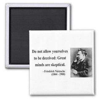 Cita 9b de Nietzsche Imán Cuadrado