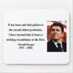 Cita 9b de Reagan Tapetes De Ratones