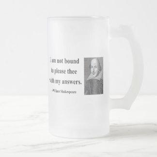 Cita 9b de Shakespeare Taza De Café