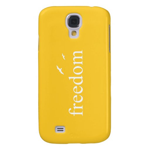 Cita amarilla de la libertad