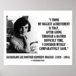 Cita comparativamente sana de Jacoba Kennedy Posters