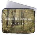 Cita cristiana donde él me lleva