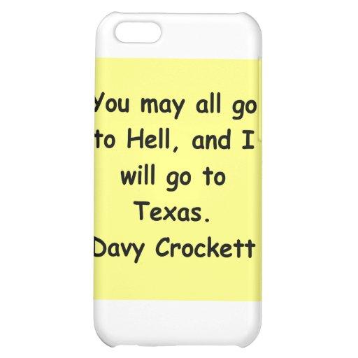 cita davy del crockett