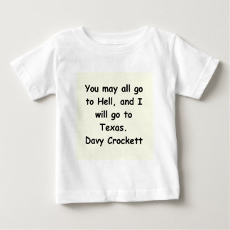 cita davy del crockett playeras