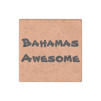 Cita de Bahamas Imán De Piedra