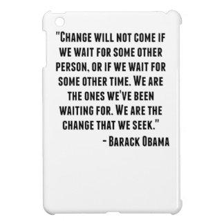 Cita de Barack Obama