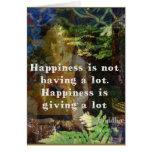 Cita de BUDA sobre felicidad Felicitacion