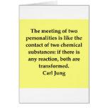 cita de Carl Jung Felicitaciones