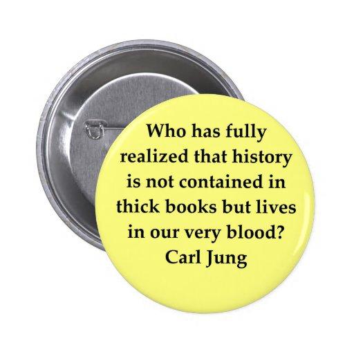cita de Carl Jung Pins