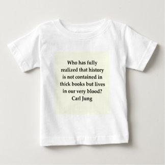 cita de Carl Jung Playera