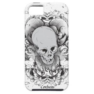Cita de Confucio iPhone 5 Carcasa