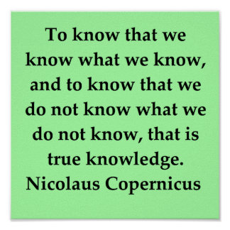 cita de copernicus posters