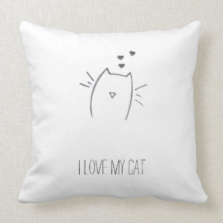Cita de encargo del amor el | del gato cojín