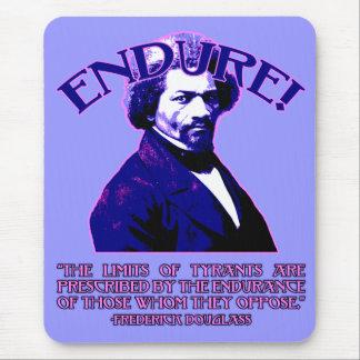 Cita de Frederick Douglass: Los límites de tiranos Alfombrillas De Raton