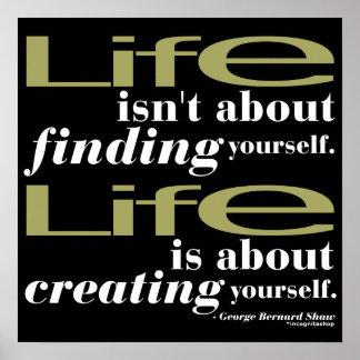 Cita de George Bernard Shaw Impresiones