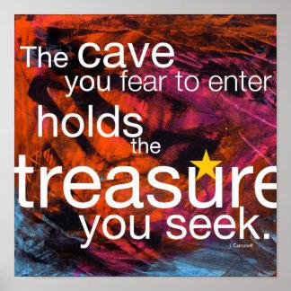 Cita de Joseph Campbell Posters