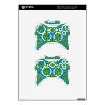 Cita de Juana de Arco con diseño asombroso Mando Xbox 360 Calcomanía