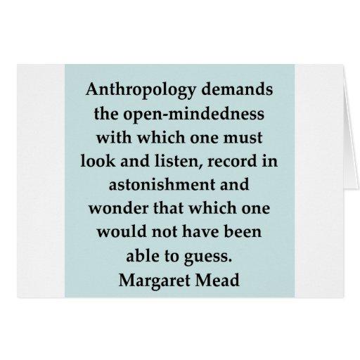 cita de la aguamiel de Margaret Tarjeta