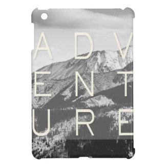 Cita de la aventura, montañas blancos y negros