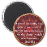 CITA de la CITA de la compasión de Buda Imán