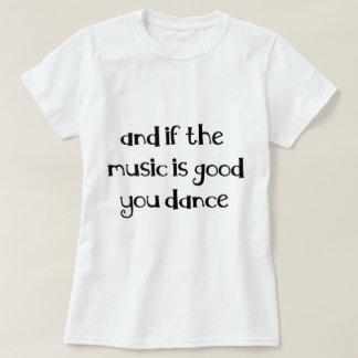 Cita de la danza camisas
